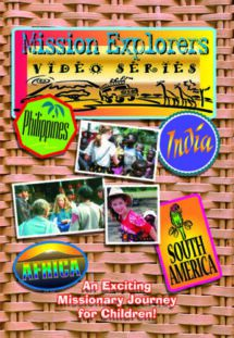 Mission Explorers Video Series (DVD set)