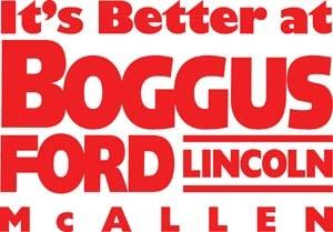 Boggus Ford, Gold Sand Sponsor