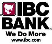 IBC Bank: Bronze Sand Sponsor