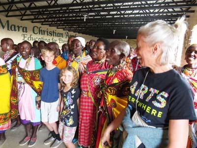 Mission Explorers Kenya for Kids