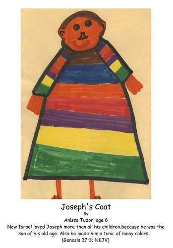 Joseph, coat of many colors, Israel, sons, Genesis 37, brothers