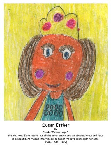 Bible, Esther, queen, king, royal crown