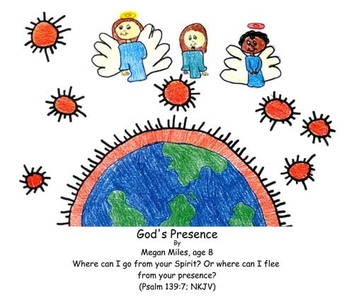 Psalm 139, Bible, God, God's presence