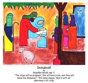 Matthew, Bible, Jesus, God, Immanuel, virgin, conceive, pregnant, God with us,