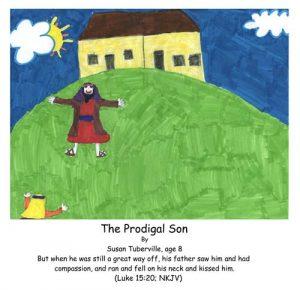 Luke, Bible, God, prodigal son