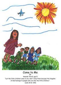 Luke, Bible, God, Jesus, children, let the children come to me