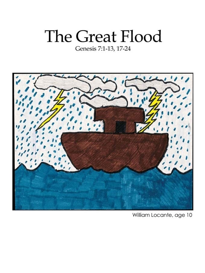 Chapter 5 cover: The Great Flood