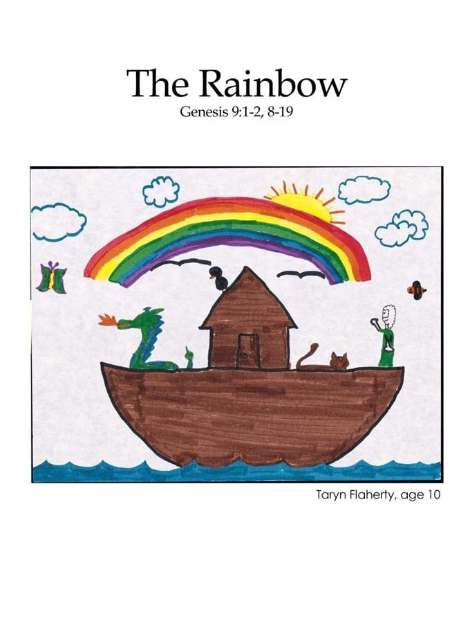 Chapter 6 cover: The Rainbow