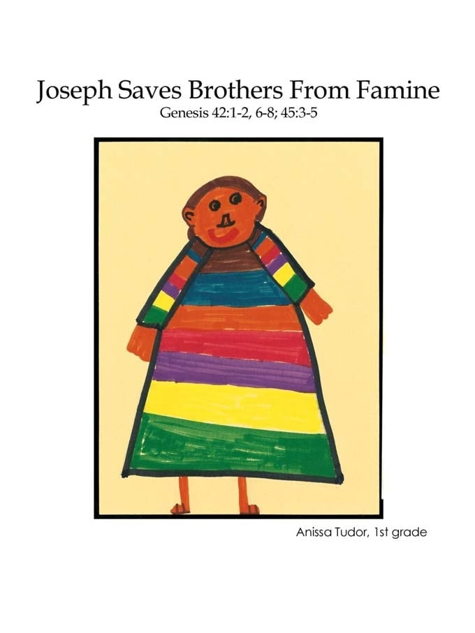 Chapter 9 cover: Joseph Saves His Brothers From Famine