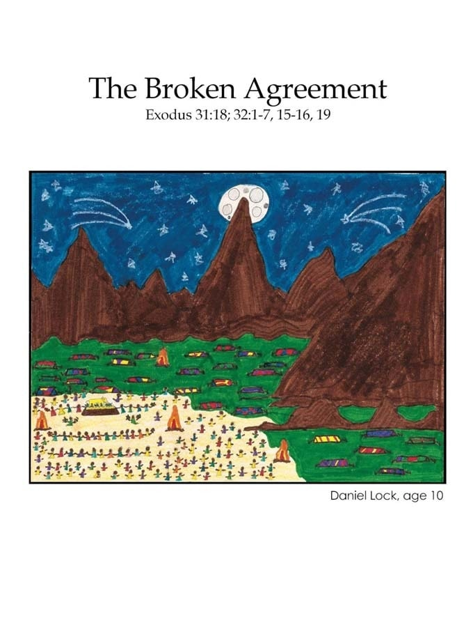 Chapter 15 cover: The Broken Agreement