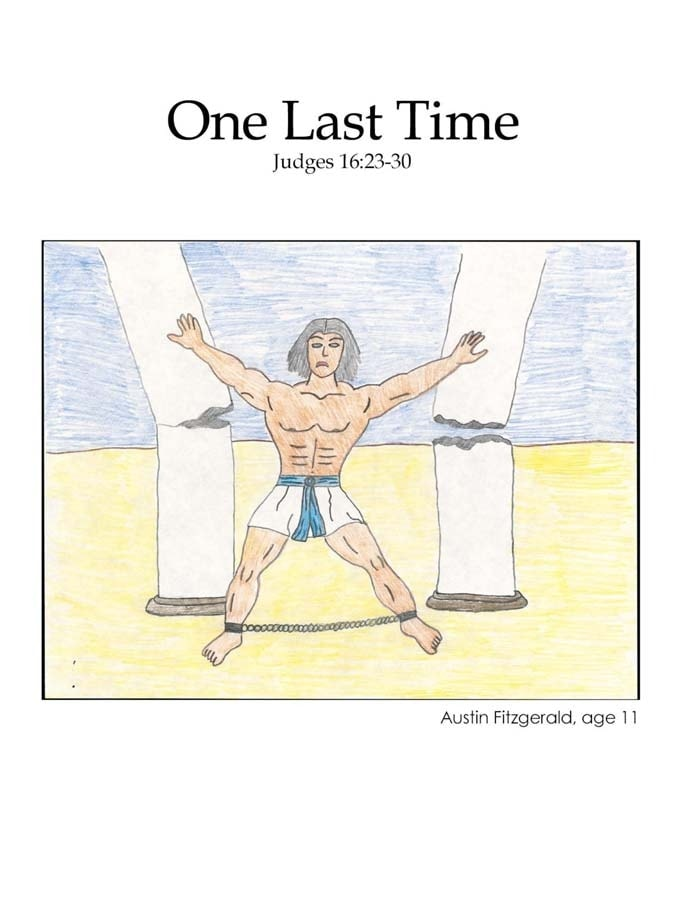 Chapter 18 cover: One Last Time
