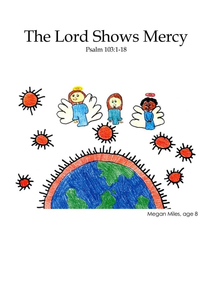 Chapter 28 cover: The Lord Shows Mercy