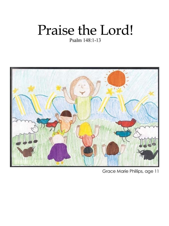 Chapter 29 cover: Praise the Lord