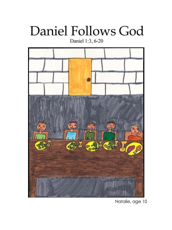 Chapter 31 cover: Daniel Follows God