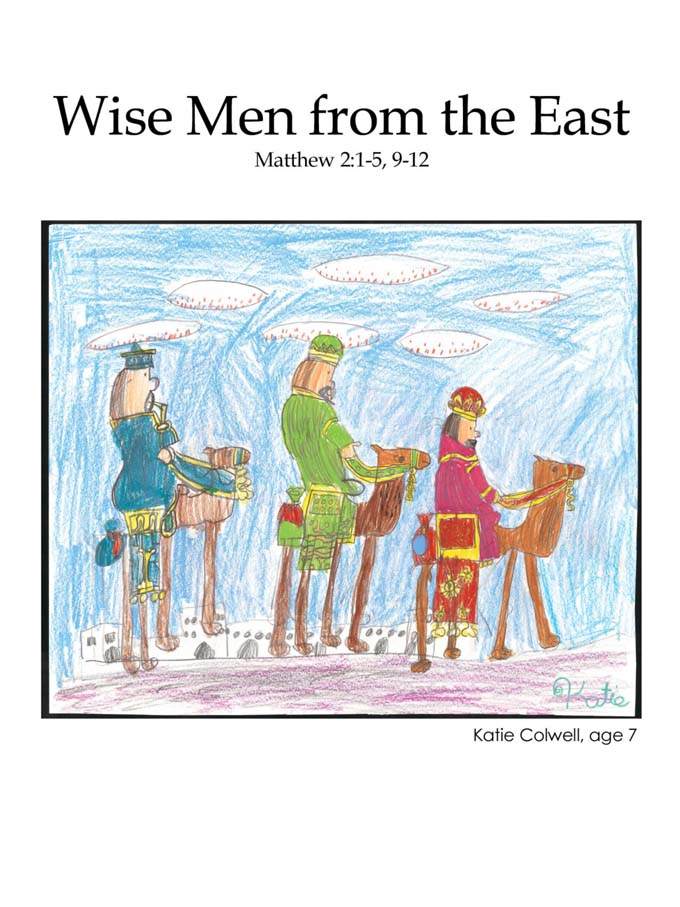 Chapter 34 cover: Wise Men from the East