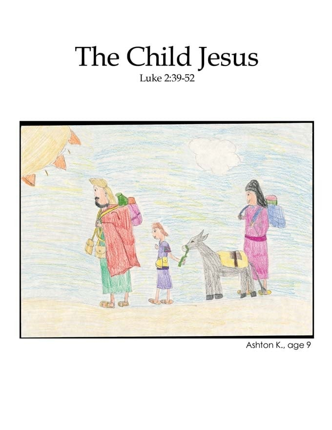 Chapter 35 cover: The Child Jesus