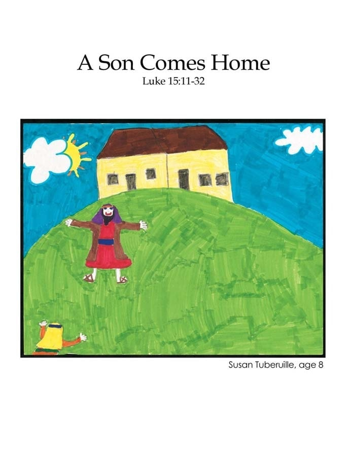 Chapter 41 cover: A Son Comes Home