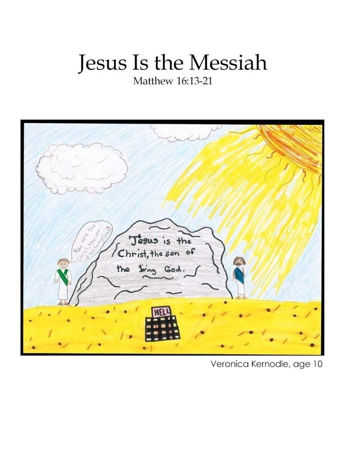 Chapter 43 cover: Jesus Is the Messiah