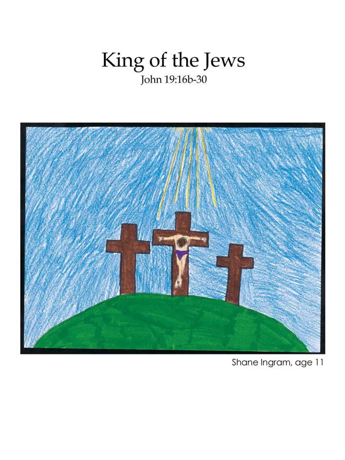 Chapter 49 cover: King of the Jews