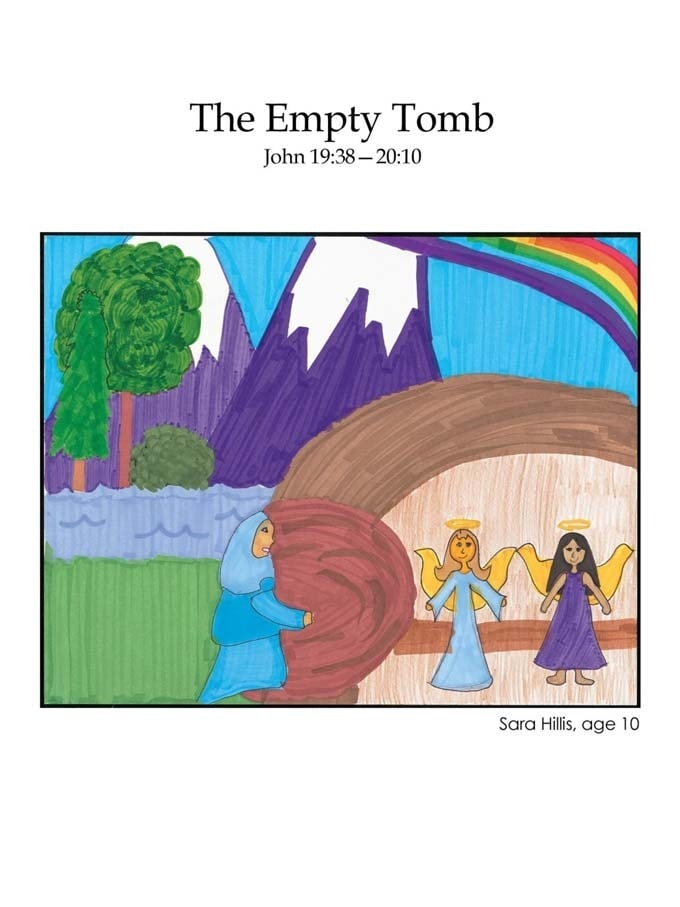 Chapter 51 cover: The Empty Tomb