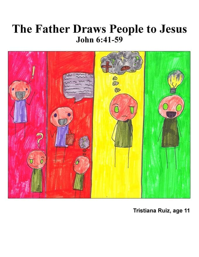 Chapter 31 cover: The Father Draws People to Jesus