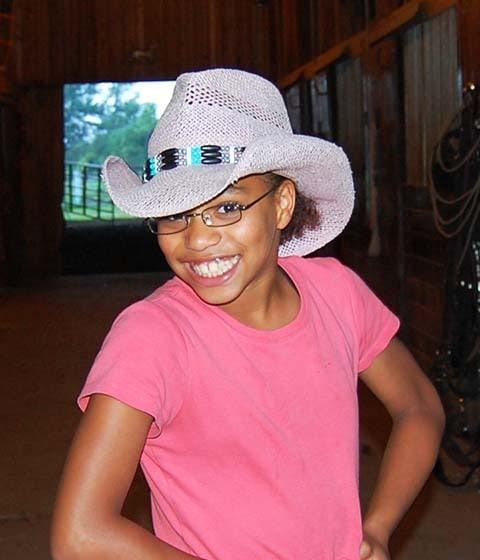 Micah at The Hilltop Ranch