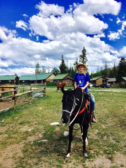 Medicine Bow Lodge is a beautiful ranch!
