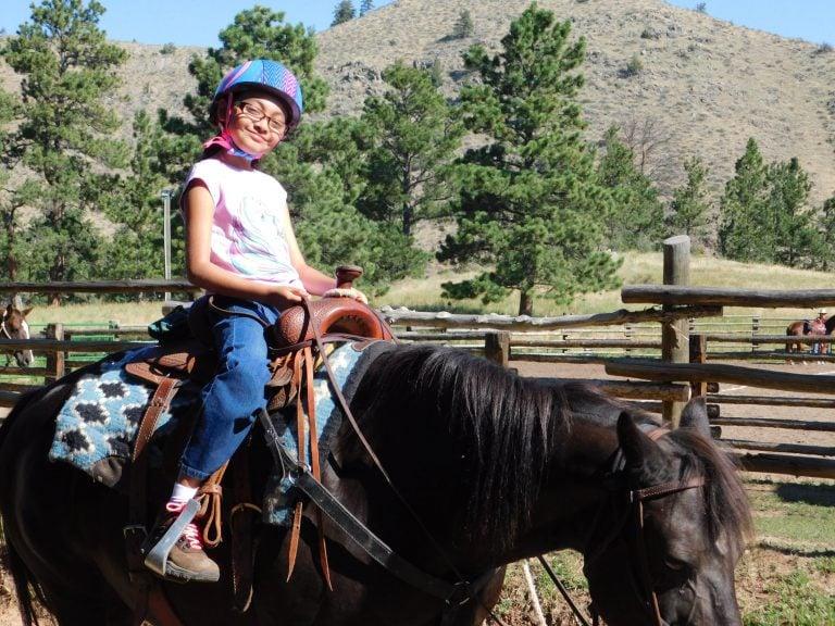 Leah at Cherokee Park Ranch