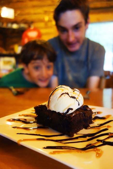 Don't forget Medicine Bow's legendary desserts!
