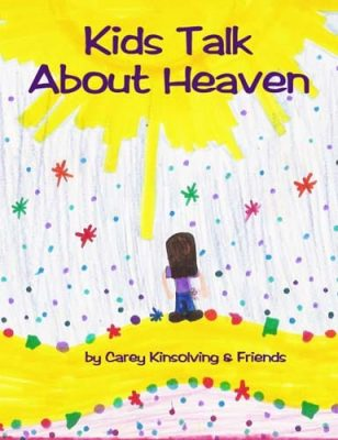 This book is filled with quotes and artwork from children who shared their thoughts about heaven.
