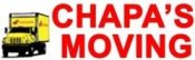 Bronze Sand Sponsor: Chapa's Moving
